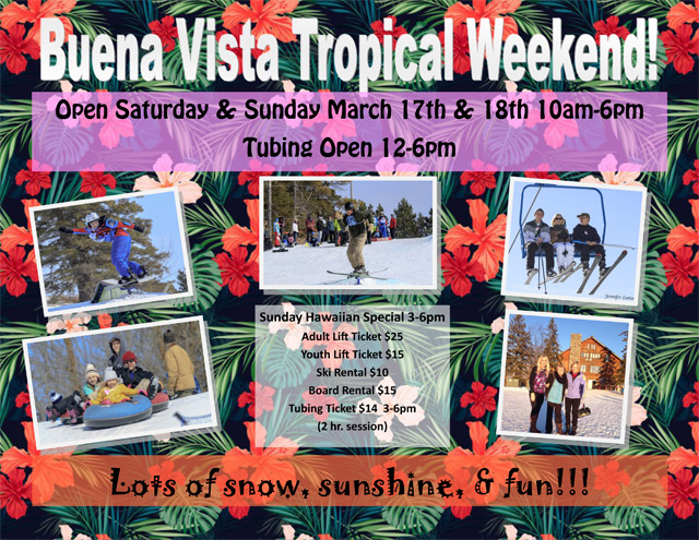 Tropical Weekend