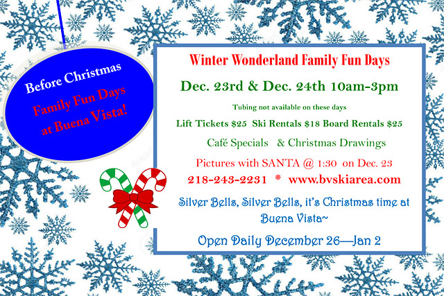 Winter Wonderland Family Fun Days