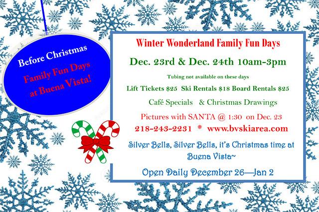 Winter Wonderland Family Fun Days